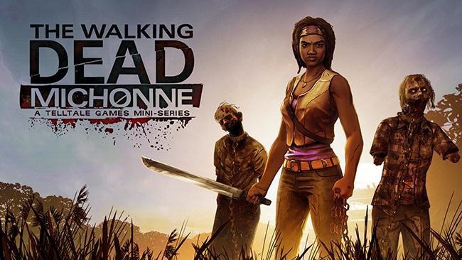 The Walking Dead: Michonne – A Telltale Games Mini-Series έρχεται στο Google Play στις 28 Νοεμβρίου